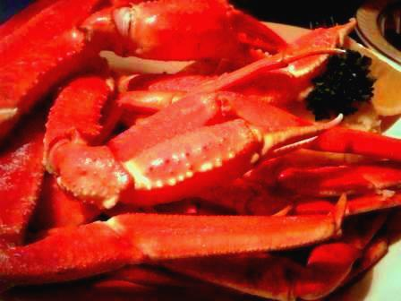 Fish Market scrumptuous crab