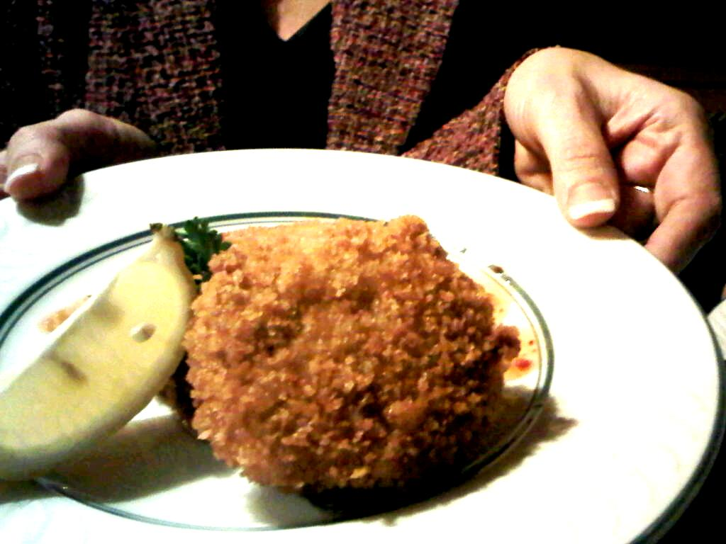 Fish Market Heavenly Crabcakes