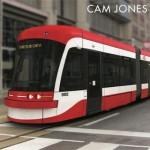 Cam Jones' 'Streetcar Curtsy'