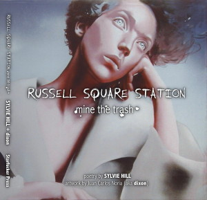 Front Cover - Russell Square Station