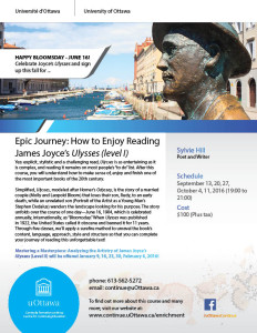 Epic Journey How to Enjoy Reading James Joyce's Ulysses (for web)