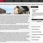 James Joyce course