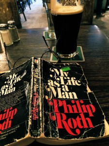 Pint at the pub